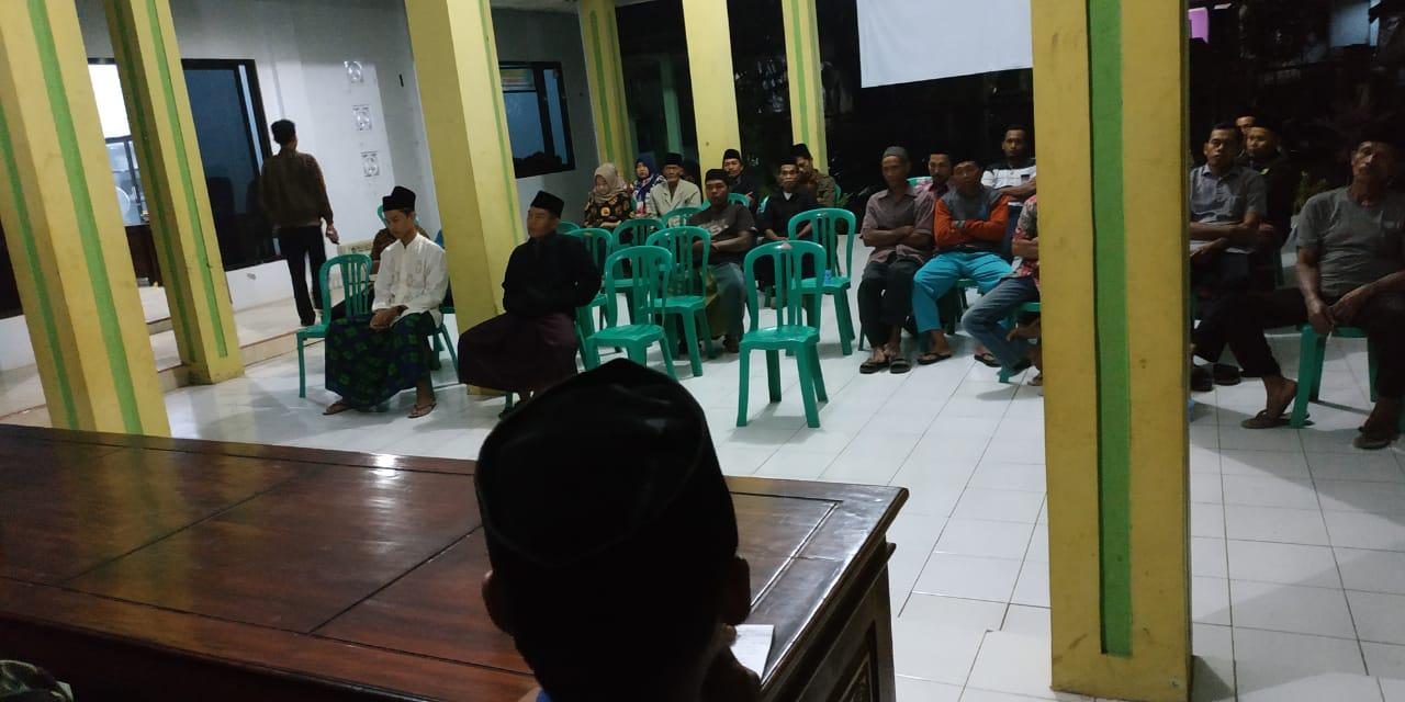 Pembentukan Panitia PILKADES Desa Merakan Kecamatan Padang